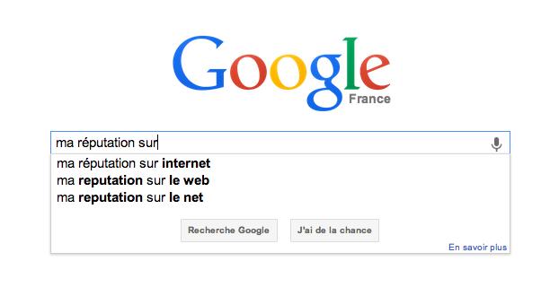 Ma e-réputation égratignée par les suggestions de Google ?