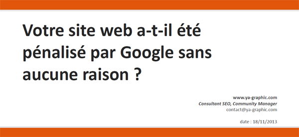 penalite-google-causes-probables