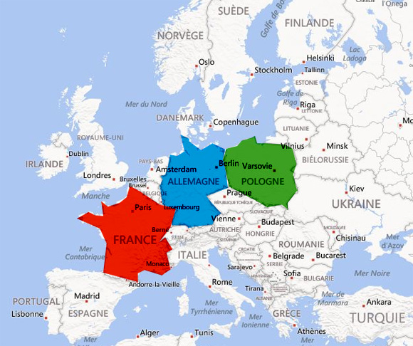 Google pénalise 2 réseaux de liens en Pologne