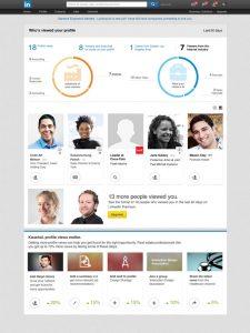 Qui a consulté votre profil LinkedIn