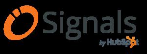 Logo Signals d'HubSpot