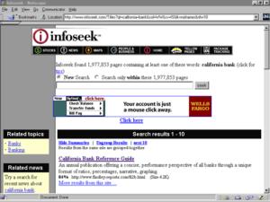 Le SEO en 1998