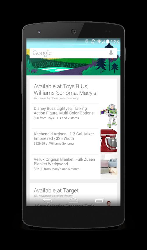 Google Now pour les commerces : de la publicité gratuite ?