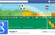 Les acteurs du Web célèbrent la Coupe du Monde dans Facebook