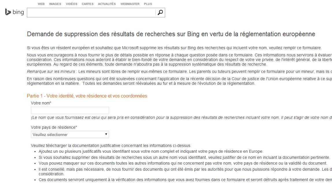 Bing-demande-de-suppression