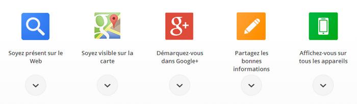 Gérer son entreprise dans Google My Business