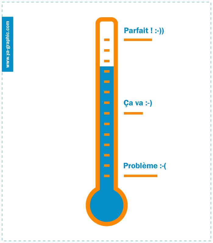 Audit d'e-réputation (thermomètre de l'opinion des consommateurs)