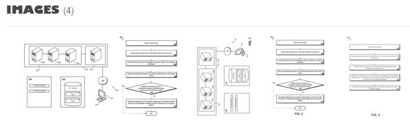 Schémas du brevet de Google (septembre 2014)