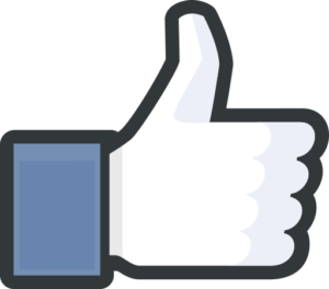 Mention J'aime de Facebook