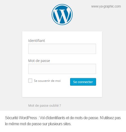 authentification-wordpress