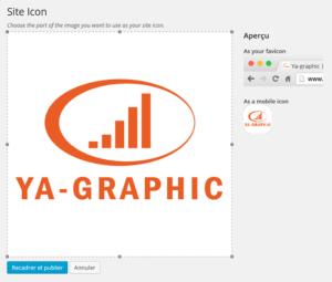 Site Icon WordPress 4.3