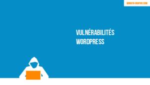 Plugins WordPress vulnérables