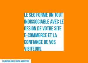 Pour créer des pages produits qui convertissent, 3 axes : le SEO, la lisibilité et la confiance