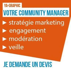 Devis community manager