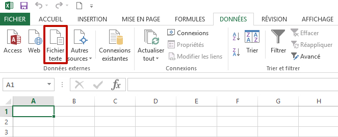 Importer vos contacts LinkedIn dans Excel