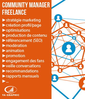 Community Manager Freelance (orange)