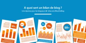 L'utilité du bilan de blog