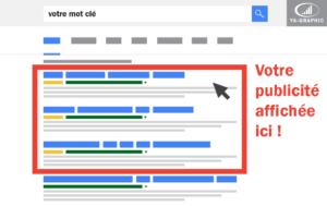 Votre publicité en première position de Google