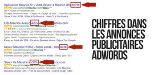 Chiffres et statistiques pour convaincre les gens - Google AdWords
