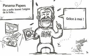 Panama Papers : WordPress, l'origine de la fuite