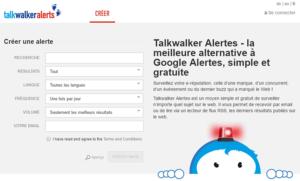 Logo Talkwalker Alertes