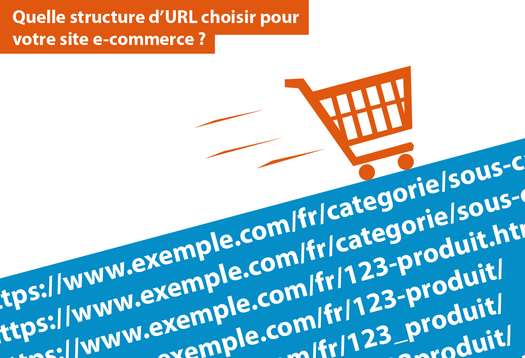 URL de site e-commerce