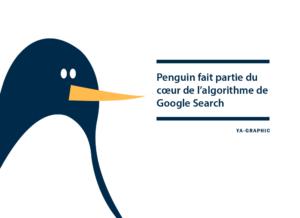 Google Penguin en temps réel - chez Ya-graphic