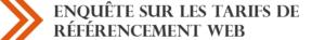 Les Tarifs de Référencement Web en France
