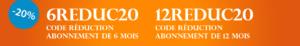 Ya-graphic : Codes de réduction de 20%