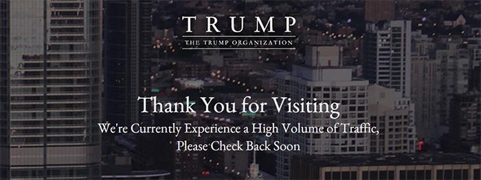 Accueil Trump.com