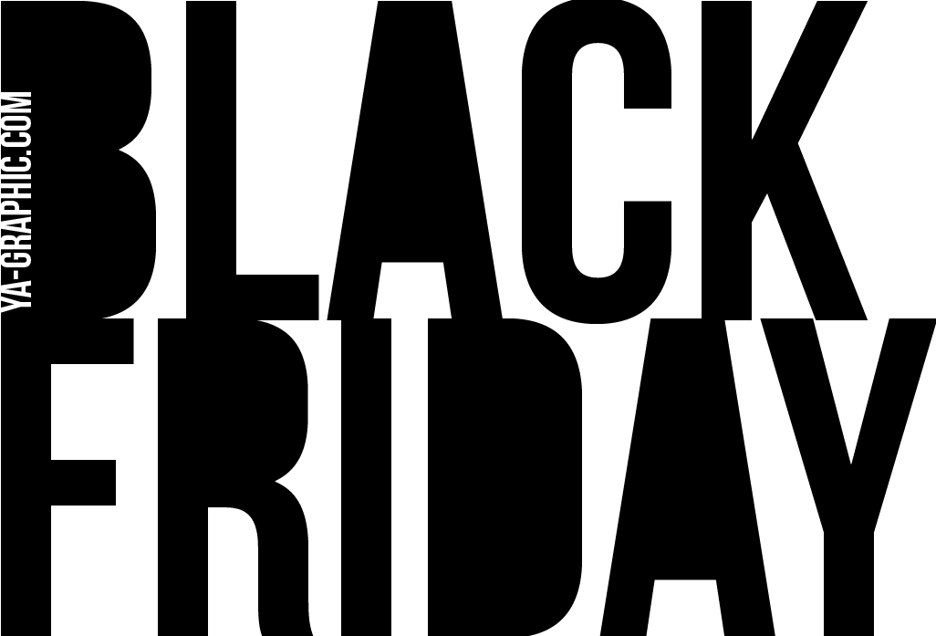 Black Friday - chez Ya-graphic