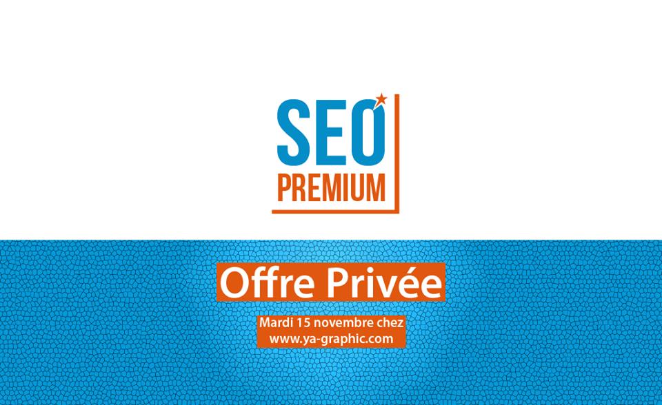 Offre privée article Premium SEO