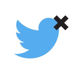 La fonction masquer dans Twitter