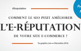Comment le SEO peut améliorer l'E-réputation de votre site E-commerce ?