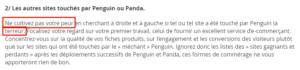 5 bonnes raisons de ne plus craindre Google Penguin et Panda
