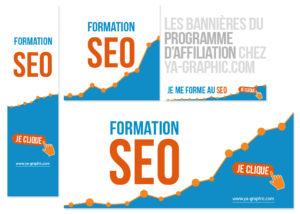 Bannières du programme d'affiliation chez Ya-graphic.com