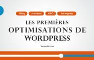 Les premières optimisations de WordPress (Module n°4)
