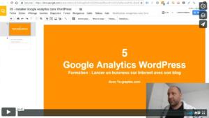 05 - Installer Google Analytics dans WordPress