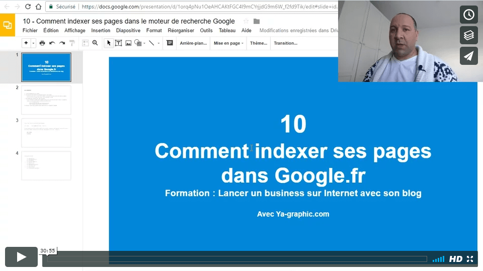 Comment indexer ses pages WordPress dans Google.fr