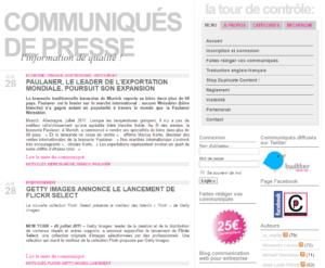 Communique-de-presse.info