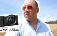 Je me suis acheté le Sony Alpha 5100 (appareil photo sans miroir)