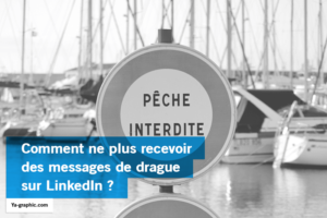 La drague sur LinkedIn