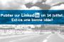Publier sur LinkedIn un jour férié : Est-ce une bonne idée ?