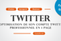 L'optimisation de son compte Twitter professionnel en 1 page (Tutoriel vidéo)