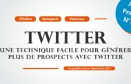 Une technique facile pour générer plus de prospects avec Twitter (Vidéo)