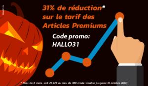 Code Promo Halloween