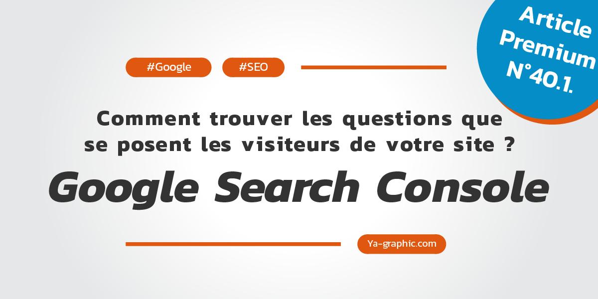 Trouver les questions que se posent les visiteurs de votre site