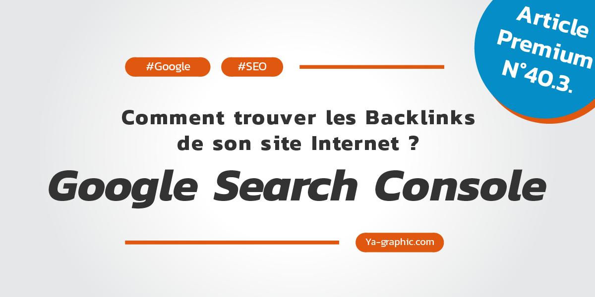 Comment trouver les backlinks de son site Internet ?