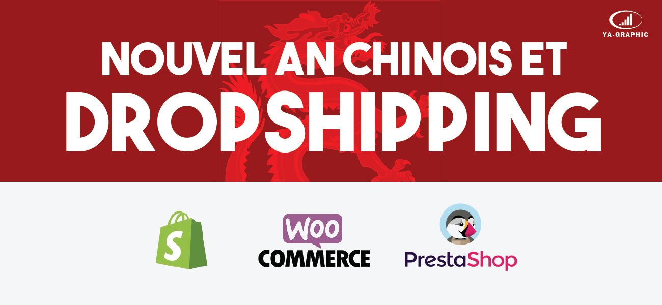 Nouvel An chinois et Dropshipping