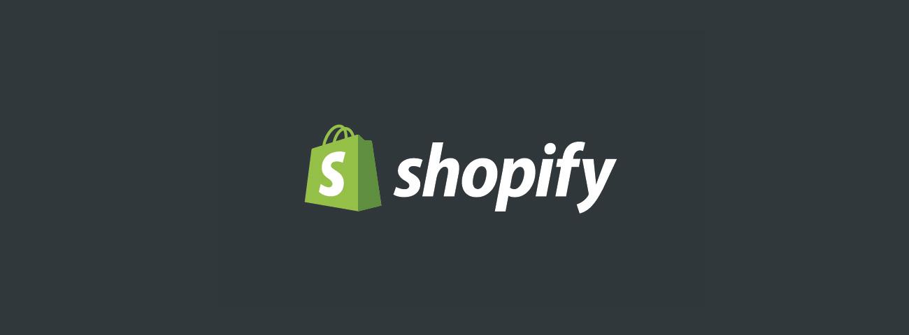 Logo de Shopify